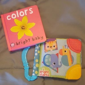 Other - Brand new infant books